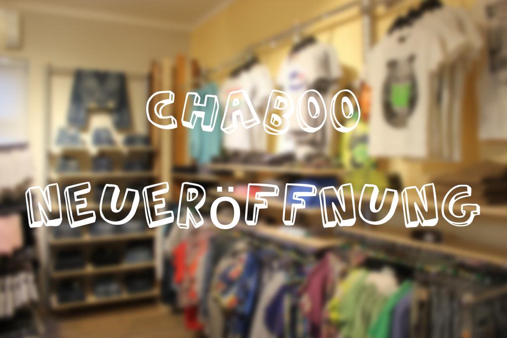 neueröffnung chaboo